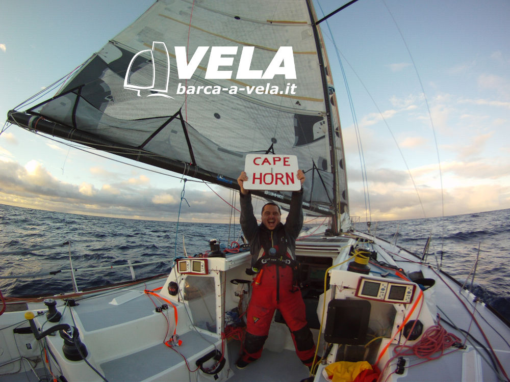 Capo Horn alla Global Ocean Race - CATEGORIA 0