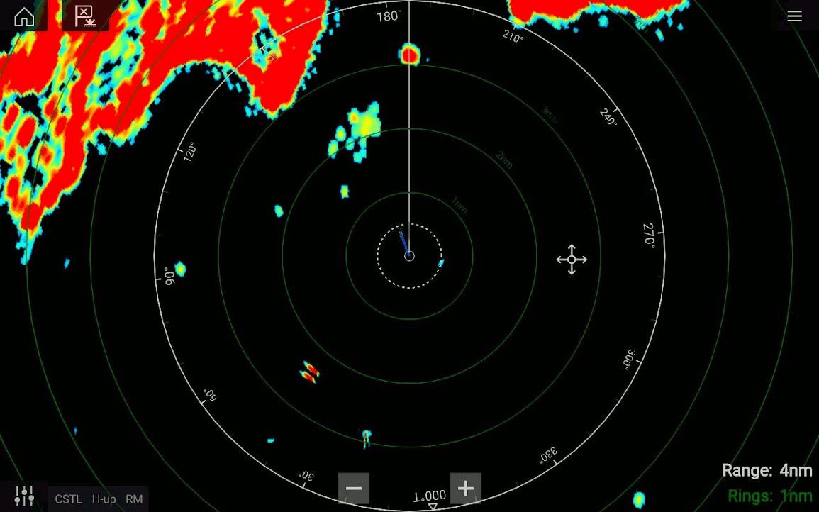 Display Radar