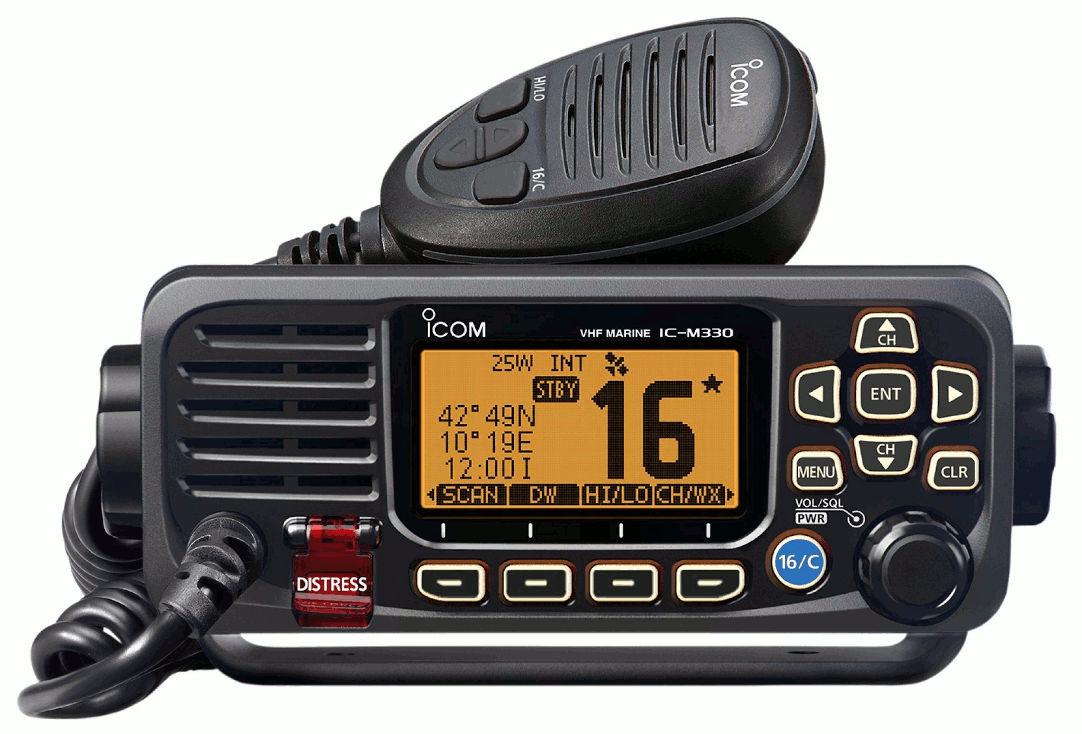 VHF DSC Fisso