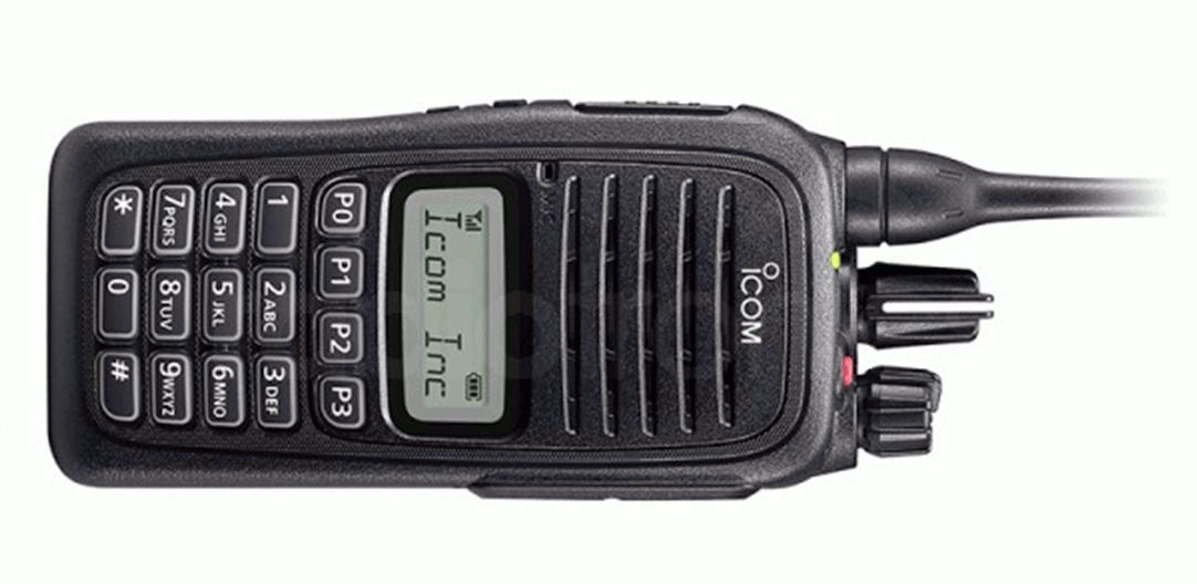 VHF portatile