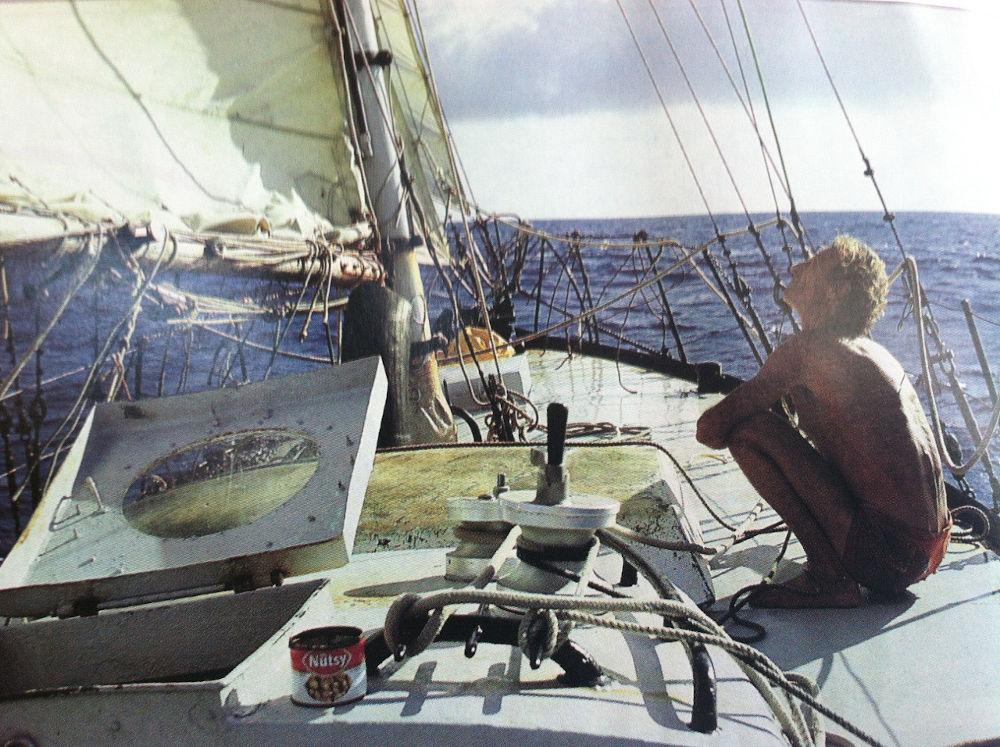 Bernard Moitessier - A bordo di Joshua