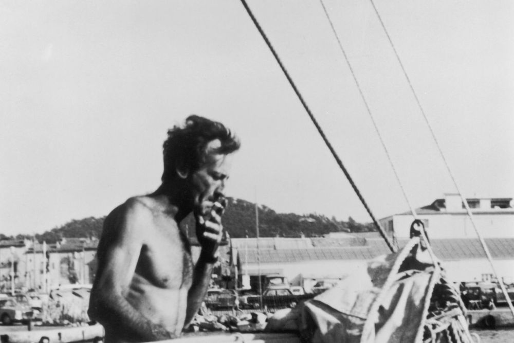 Bernard Moitessier - Giovane ed irrequieto