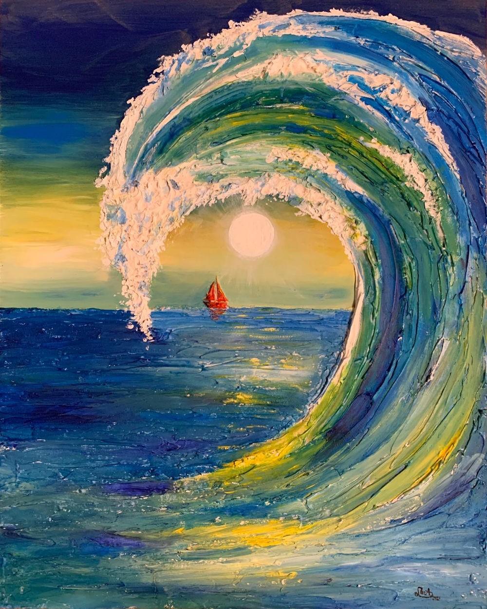Bernard Moitessier - el hombre, el navegante y la ola del destino
