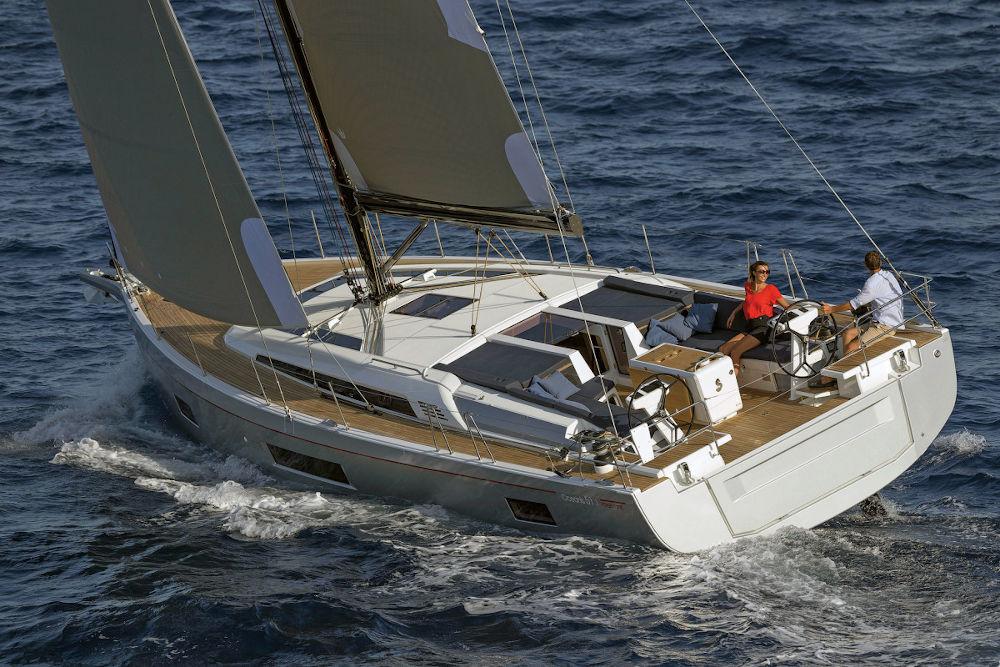 Cantieri - Beneteau - Oceanis 50.1