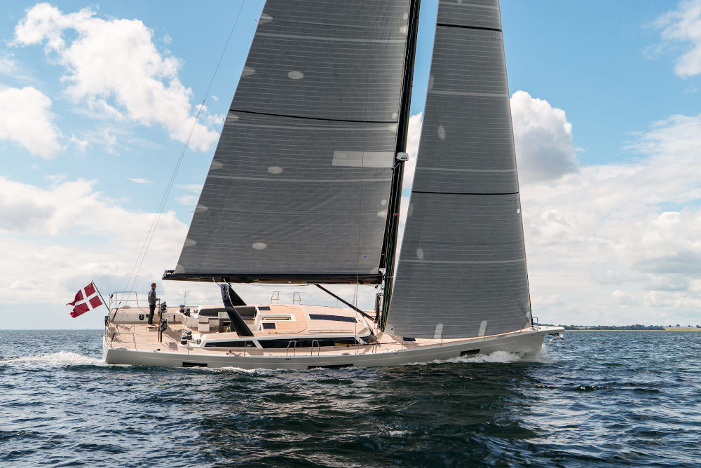 Cantieri - X-Yachts X65