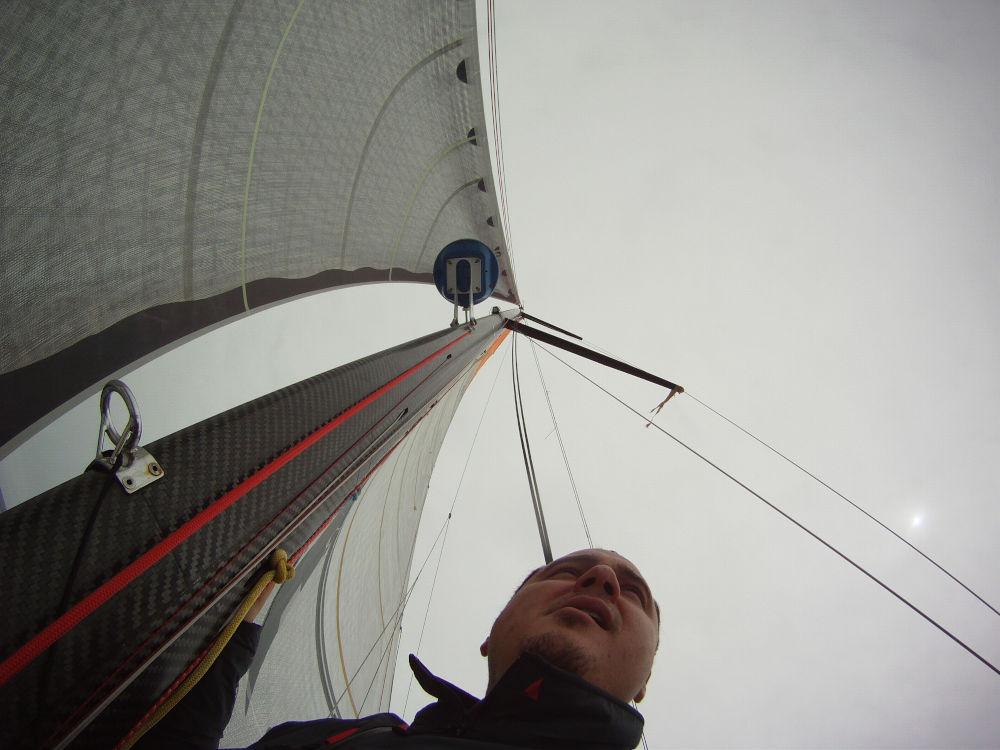 Capo Horn - L'aria fredda ed umida