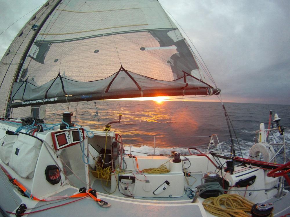 Capo Horn - finalmente in Atlantico