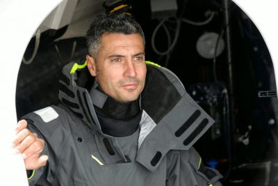 Vendee Globe - GiancarloPedote - Prysmian Group