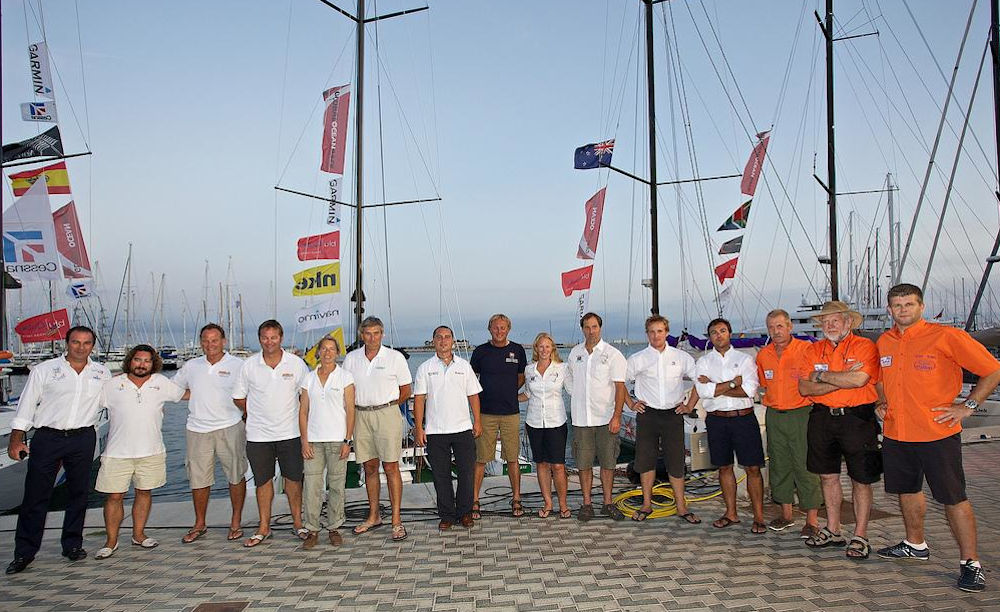 Global Ocean Race - Partecipanti