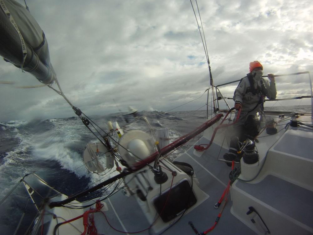 Global Ocean Race - Paul Peggs al timone nei 40 ruggenti