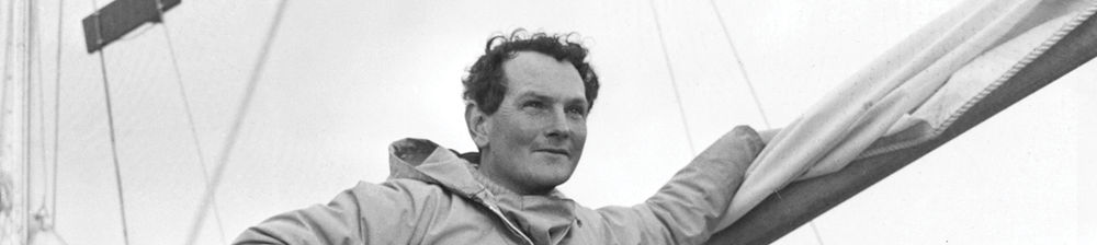 Regate - Golden Globe Race 1968 - Donald Crowhurst
