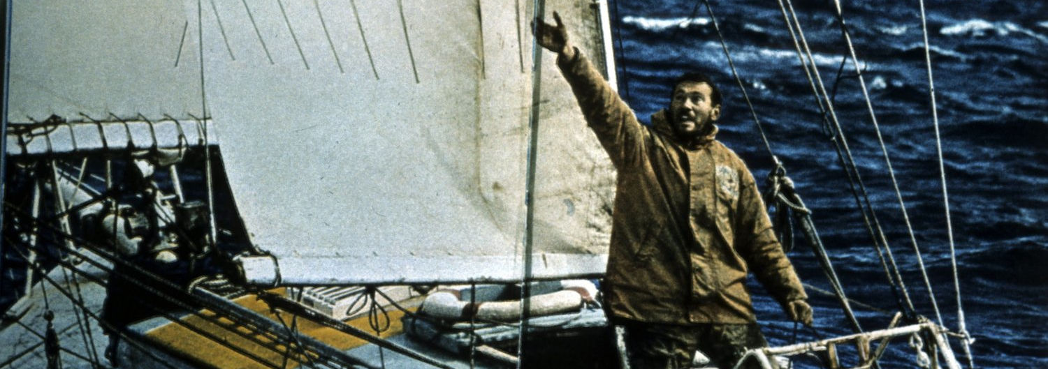 Regate - Golden Globe Race 1968 - Robin Knox Johnston