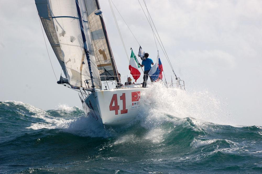 Isolamento e introspezione - L'arrivo dell'ultima tappa della Global Ocean Race