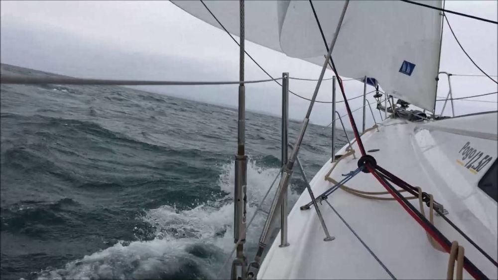Manovre correnti - Anello 3D punto di scotta fiocco