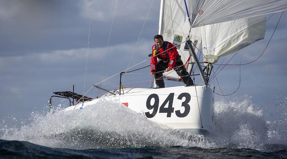 Manovre correnti - Pogo 3 Mini 650 - Paranco vento e bracci