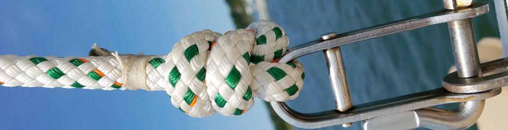 Nodi marinari - intoppo di drizza