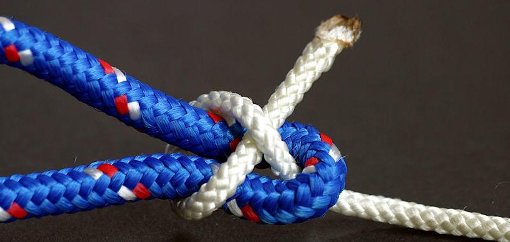 Nodi marinari - nodo bandiera