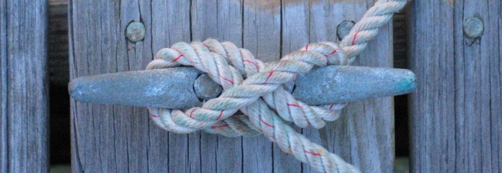 Nodi marinari - nodo galloccia