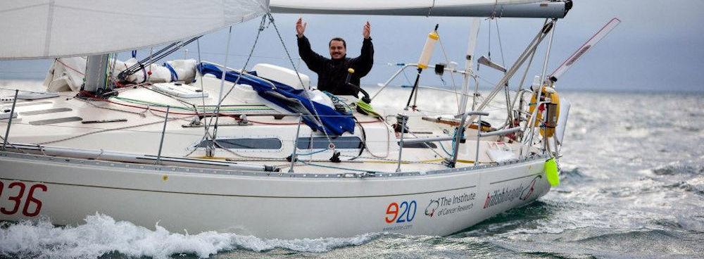OSTAR 2009 - Marco Nannini - La gestione del sonno su 22 giorni di navigazione
