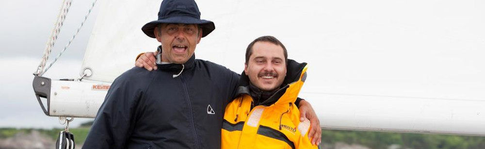 OSTAR 2009 - Roberto Westermann e Marco Nannini