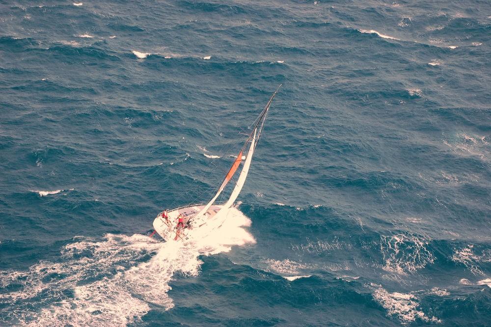 Oceano Pacifico e Atlantico - In navigazione