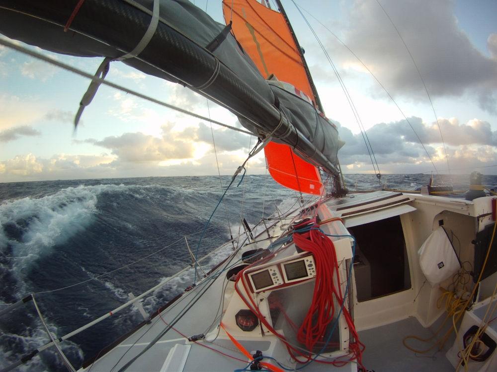 Oceano Pacifico e Atlantico - Ripartiti dopo il fronte freddo