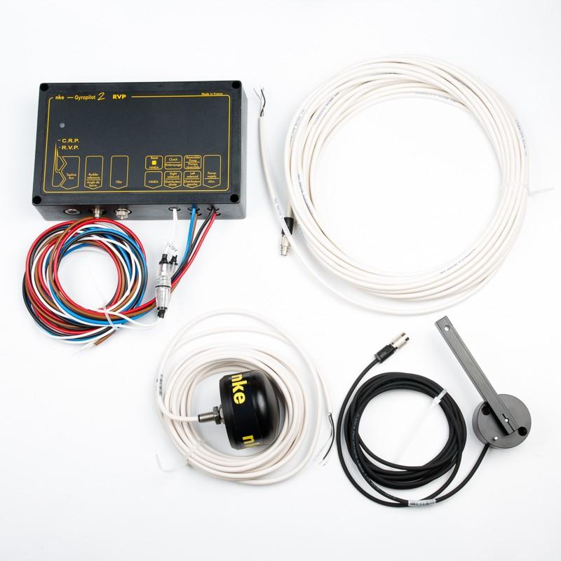 Autopiloti - Computer NKE con sensori (escluso vento)