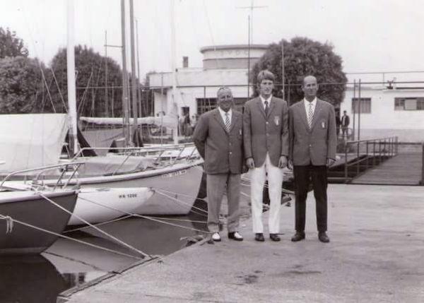 Velisti italiani - Adelchi, Mauro e Annibale Pelaschier