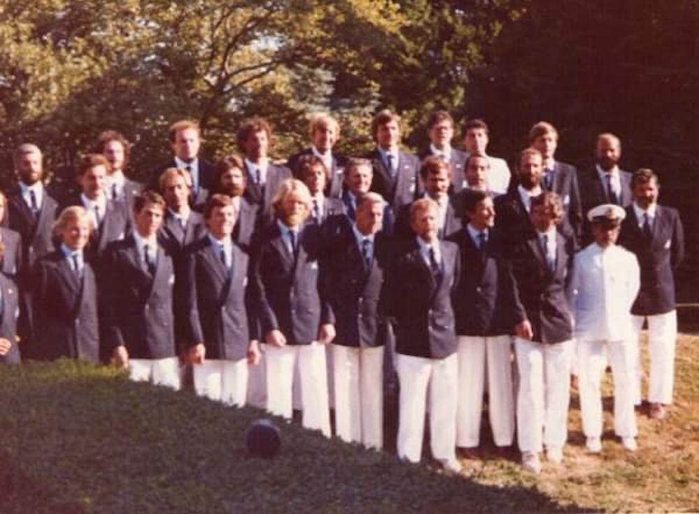 Velisti italiani - Team Azzurra
