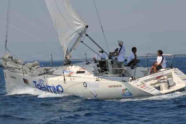 G34 - Le barche del giro d'Italia a Vela
