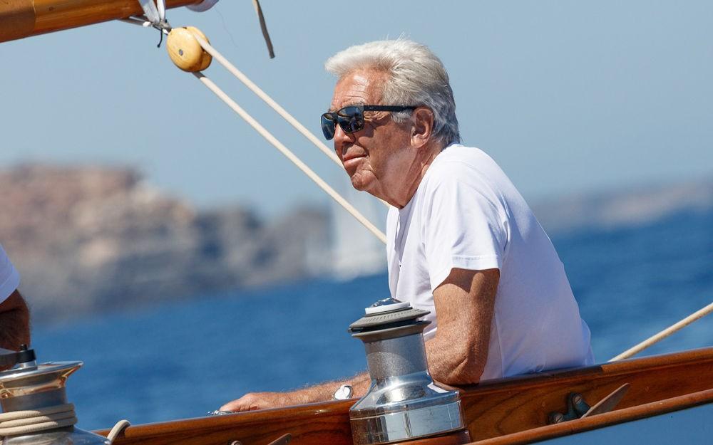 German Frers - Yacht Designer