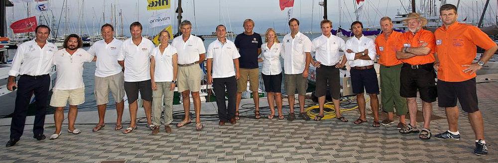 Global Ocean Race 2011-2012 - Crews