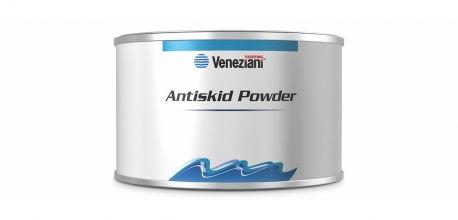 Come applicare l'antisdrucciolo - la polvere antiskid