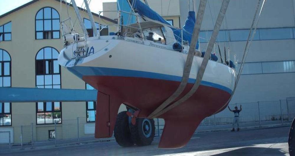 Moana Shypyard - Moana 39