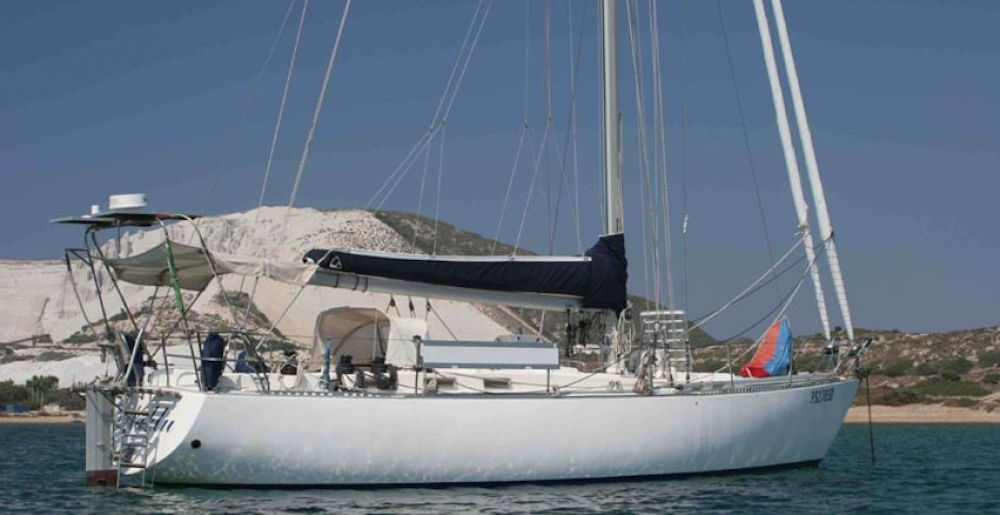 Malingri - Moana Shipyard - Moana 45