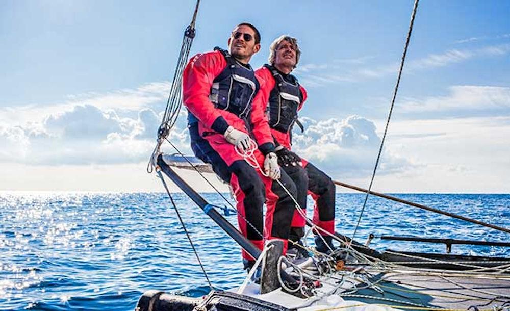 Navigatori italiani - Nico e Vittorio Malingri