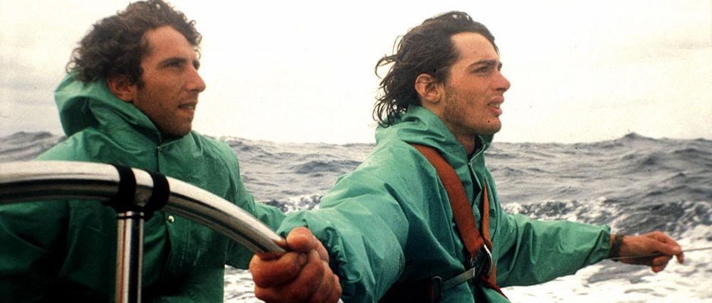 Navigatori italiani - Vittorio Malingri a destra