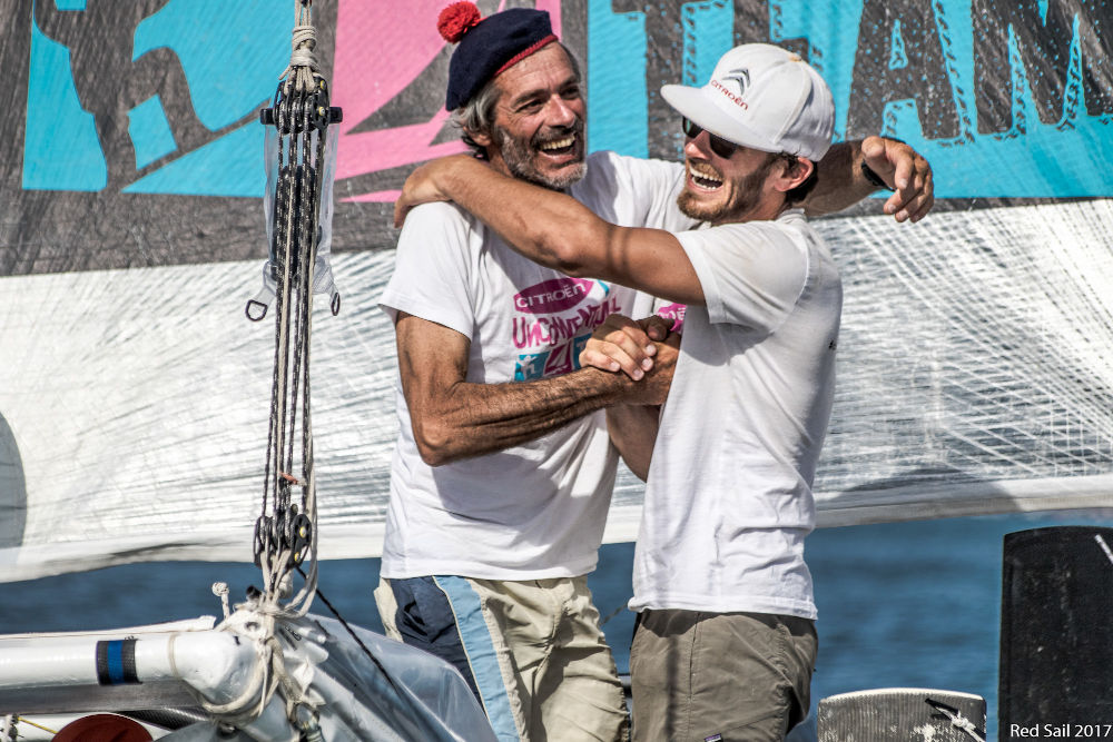 Navigatori italiani - Vittorio e Nico Malingri