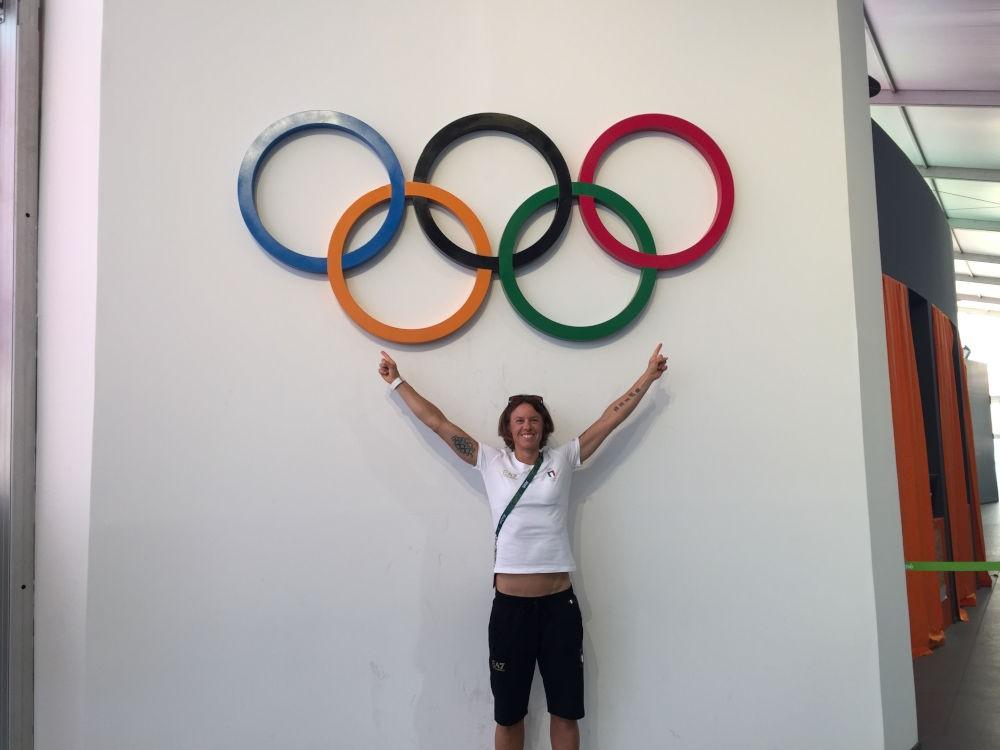 Velisti Italiani - Francesca Clapcich alle Olimpiadi