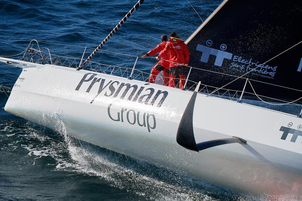 Velisti Italiani - Giancarlo Pedote - Prysmian Group