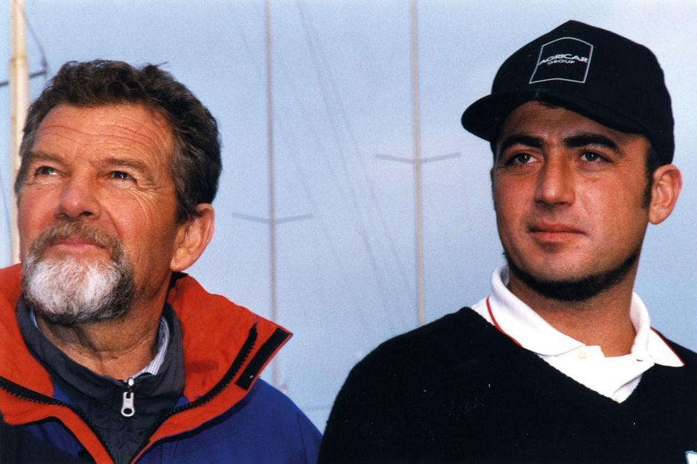 Velisti italiani - Cino Ricci e Simone Bianchetti