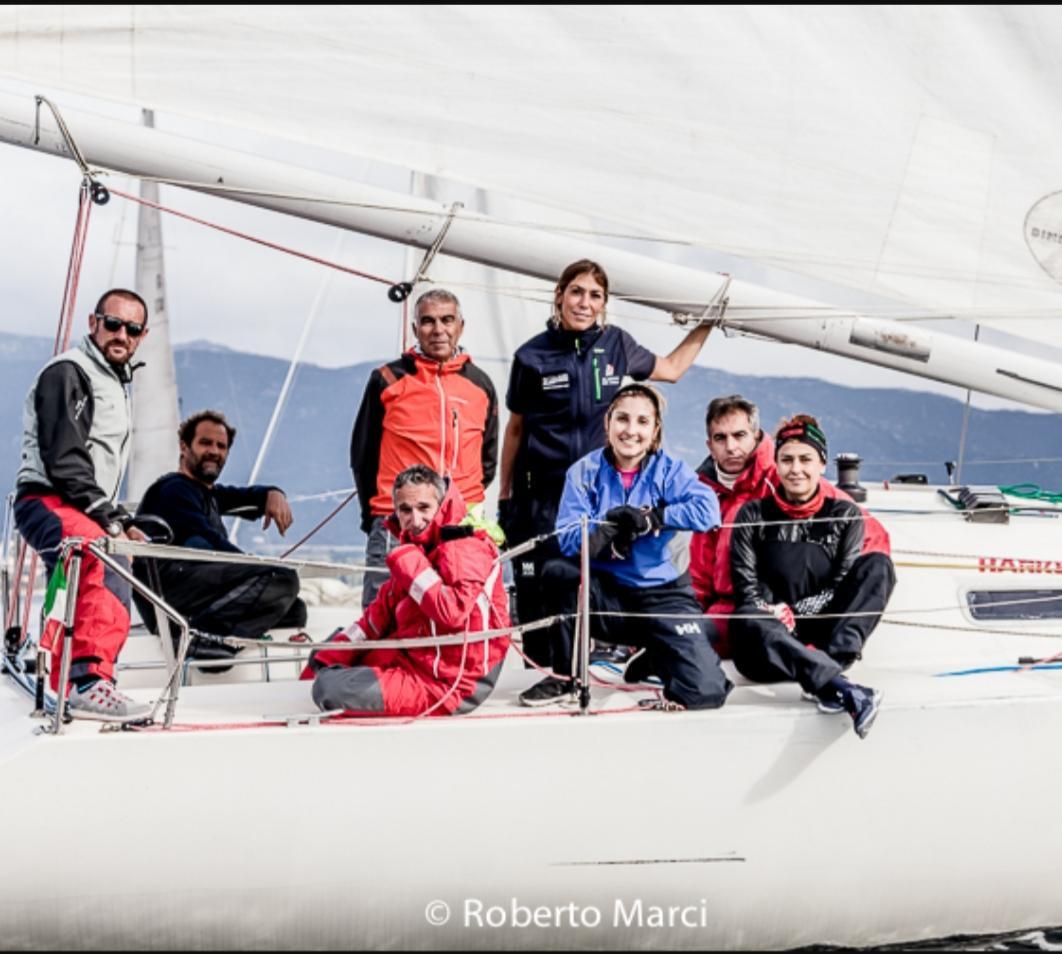 Velisti italiani - Franco Ricci e l'insegnamento della vela