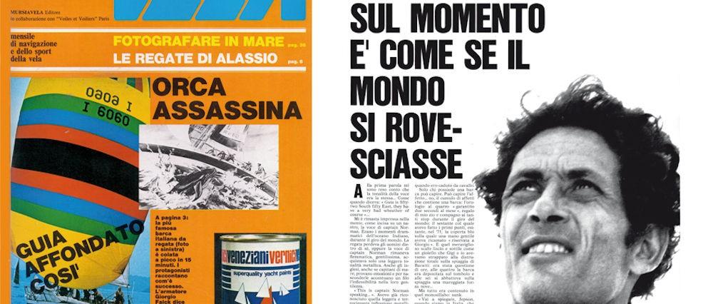 Velisti italiani - Giorgio Falck