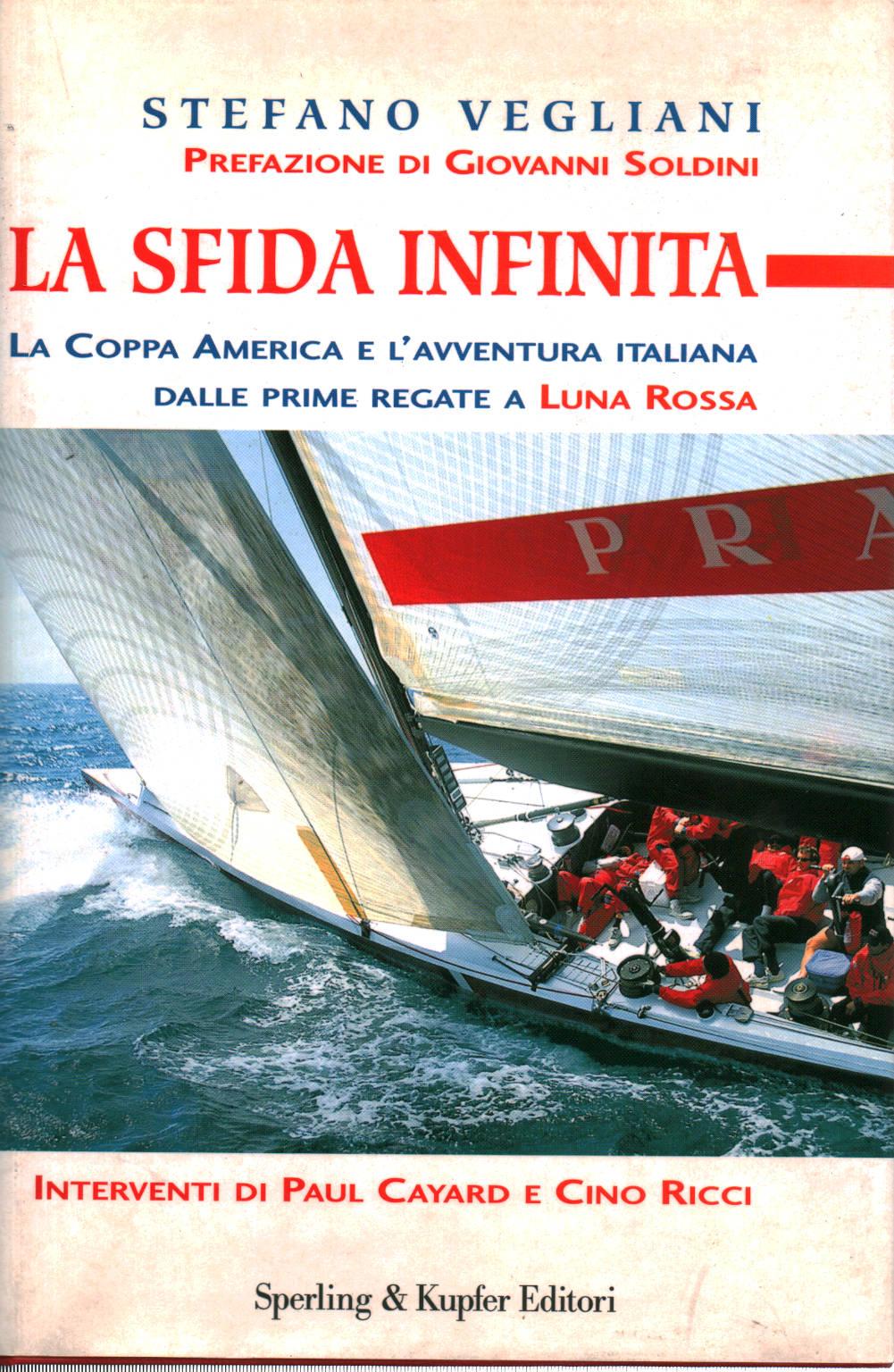 Velisti italiani - La sfida infinita