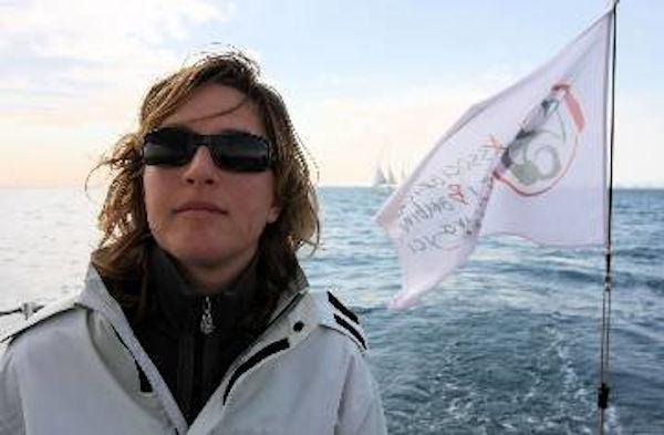 Velisti italiani - Margherita Pelaschier - Giro d'Italia in solitaria