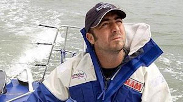 Velisti italiani - Simone Bianchetti in navigazione