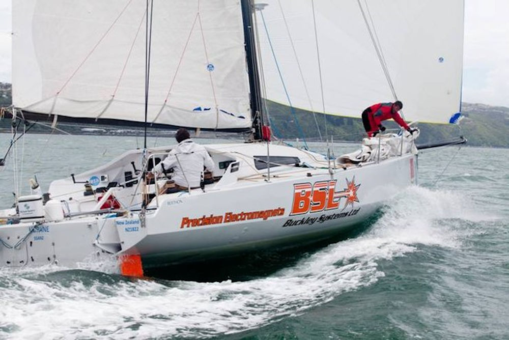 Giro del Mondo in Class40 - BSL alla Global Ocean Race 2011-2012