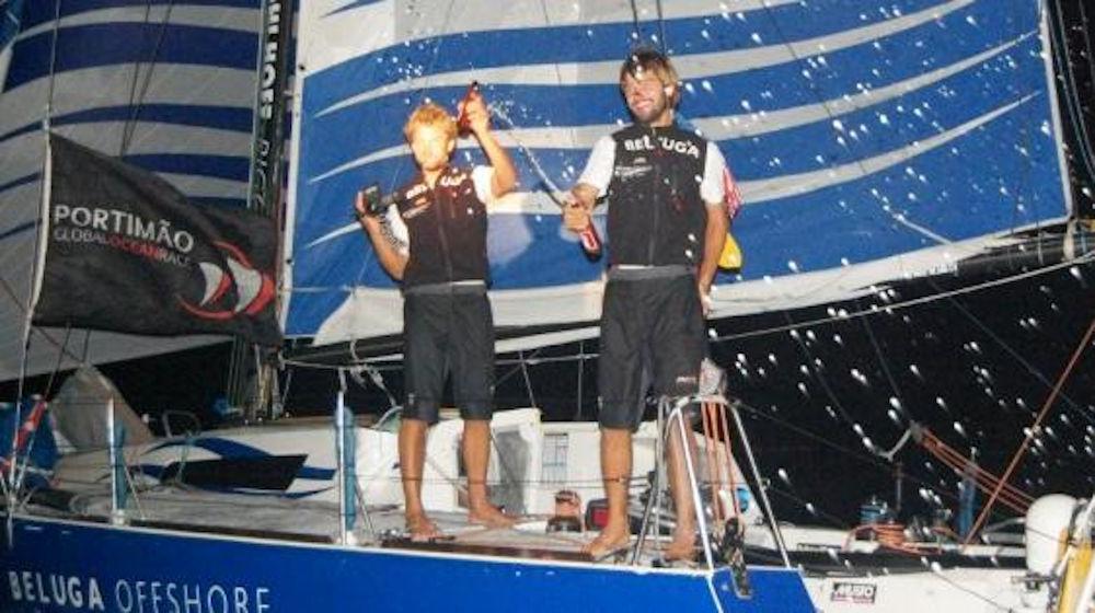 Giro del Mondo in Class40 - Boris Herrman e Felix Oehme vincitori della Portimao Global Ocean Race
