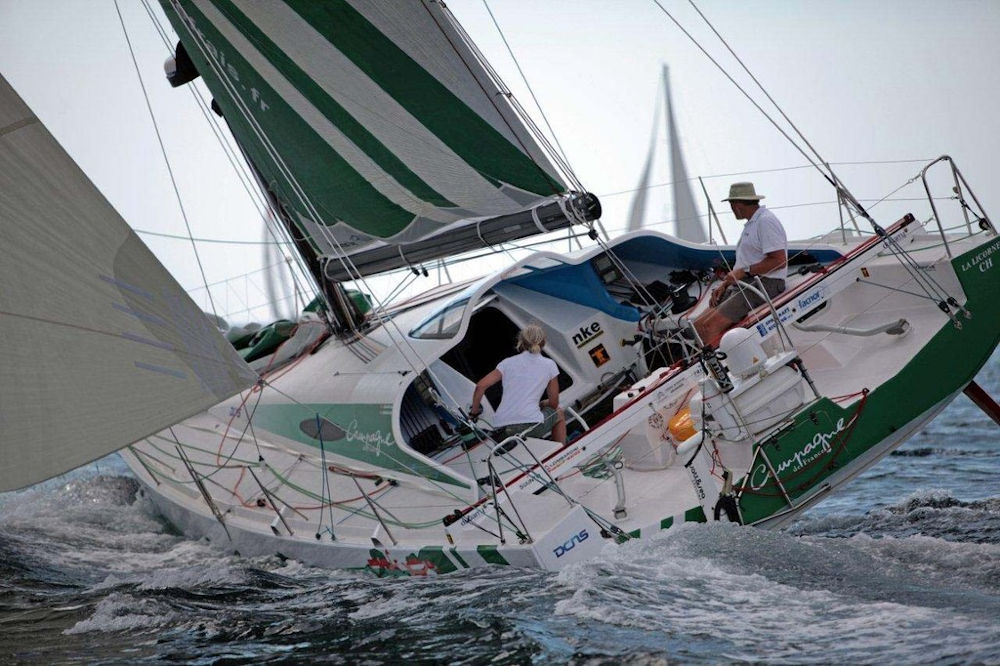 Giro del Mondo in Class40 - Campagne de France alla Global Ocean Race 2011-2012