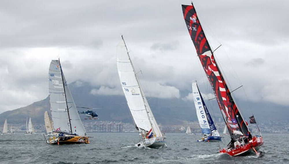 Giro del Mondo in Class40 - Partenza da Cape Town - Portimao Global Ocean Race